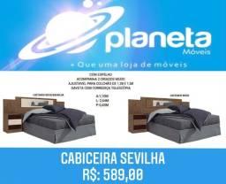 Título do anúncio: CABECEIRA SEVILHA PROMO // GATOS GATOS