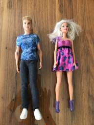 Título do anúncio: Barbie + Ken