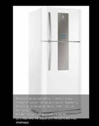 Manutenção de geladeira freezer