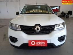 Renault Kwid 2020 1.0 12v sce flex life manual