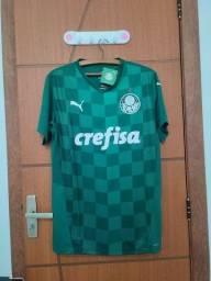 Camisa Palmeiras I 21/22 Masculina