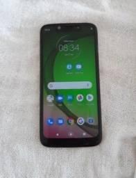 Moto G7 play 32 giga 2chip biométrico desbloqueio facial