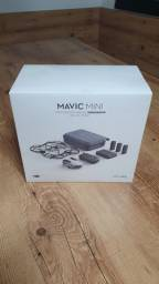 Drone Dji MAVIC mini combo fly more novo (lacrado) Parcelo sem juros