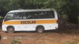Micro ônibus volare v8 ANO 2008