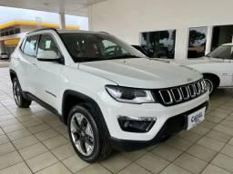 Título do anúncio: Jeep compass longitude 2017 extra