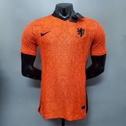 Camisa da Holanda -  Versão Jogador (G)