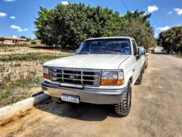 Título do anúncio: F1000 1997 4.9I 6CC Gasolina Completa 109.000 originais
