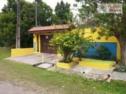 Título do anúncio: Casa com 2 dormitórios à venda, 144 m² por R$ 280.000,00 - Estância de Santa Cruz - Itanha