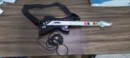 Título do anúncio: Guitarra PS2 Playstation 2 Guitar Hero
