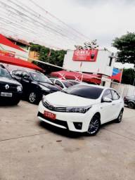 Toyota Corolla XEi 2016. + GNV (único dono)