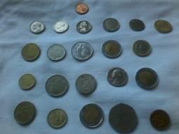 moedas Antigas e Raras antigas ( outras fotos disponível no zap)