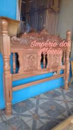 Título do anúncio: camas novas de madeira