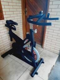 Bicicleta spinning / Bike ergometrica ASTRO ECLIPSE (ACEITO CARTÃO)ENTREGO