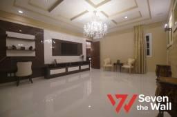 Mansão - 700m² - Luxo - Mobiliada e decorada