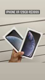 Loja física. iPhone XR  64Gb/128gb novos lacrados caixa completa 1 ano apple. Retira HJ