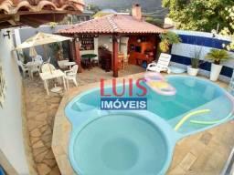 Casa com 3 dormitórios à venda, 250m² por R$895.000 - Itaipu - Niterói/RJ - CA4507