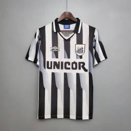 Camisa do Santos retrô 1988 tamanho p,m,g