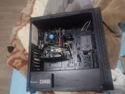 Título do anúncio: PC GAMER DE BARBADA I5 7400 + 16 GB DDR4