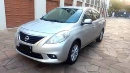 Título do anúncio: 2013 Nissan Versa SL 1.6 Top Manual 87mil Km Financio
