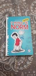 Livro O Mundo Injusto de Norm