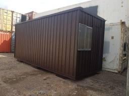 Container Habitacional. Modular