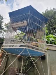 Título do anúncio: Viveiro para pássaros (gaiola)