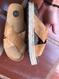 sandália num 37