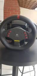 Título do anúncio: Volante Momo Racing PC/PS4/PS3/PS2/XBOX