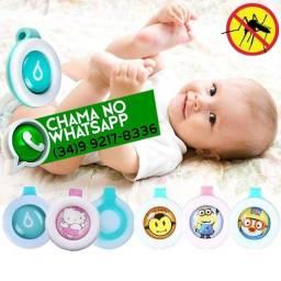 Título do anúncio: Bóton Repelente Infantil * Entrega R$ 10 * Fazemos Entregas