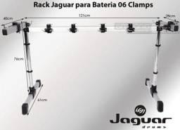 Rack p bateria acústica jaguar jr 800