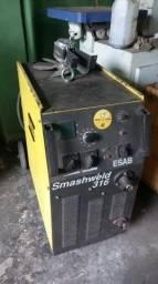 Máquina de solda MIG Esab316A