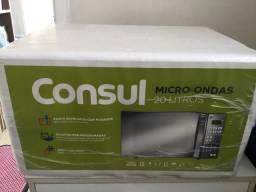 Microondas Consul 220v - com NF - Lacrado na caixa