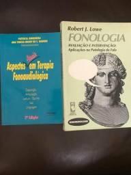 10 livros de Fonoaudiologia