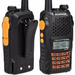 Radio Ht Baofeng Uv 6r Walk Talk NOVO uv 5r