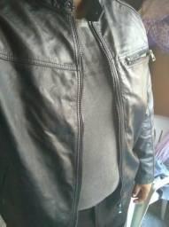 Jaqueta de couro tamanho G3 !!!