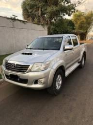Toyota Hilux SRV 11/12 4x4 Diesel Aut impecável! - 2012