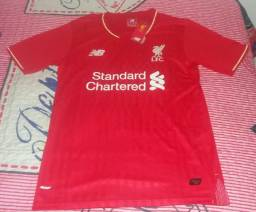 Camisa do Liverpool S/N original