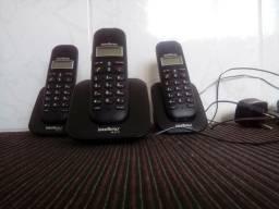 Telefone sem fio / leia descrição