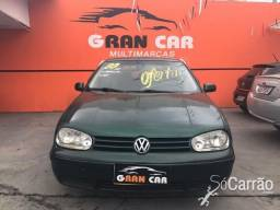 Vw - Volkswagen Golf 2.0 gasolina/oferta - 2000