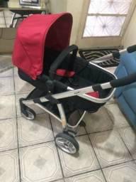 Carrinho de BB + BB conforto Epic Lite Infantil