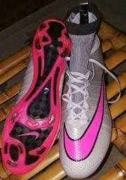 Chuteira Nike Mercurial Botinha profissional Tam 41 ee50b113f7953