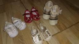 Sandálias e Sapatinhos