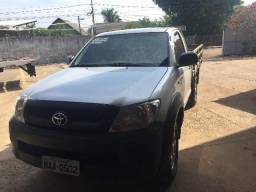 Toyota Hilux cabine simples - 2010