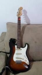Stratocaster em alder
