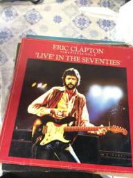 Disco Vinil Eric Clapton, Live in the seventies
