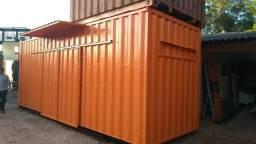 Depósito em container Marítimo