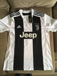 Camisa Juventus 18/19 Oficial