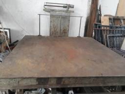 Balança de 10 toneladas digital e manual, apenas 4.500,00