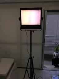 Iluminação para estúdio Painel de Luz Fluorescente