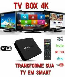 Tv Box 2GB Configurado - Transforme sua Tv em uma Smart TV
